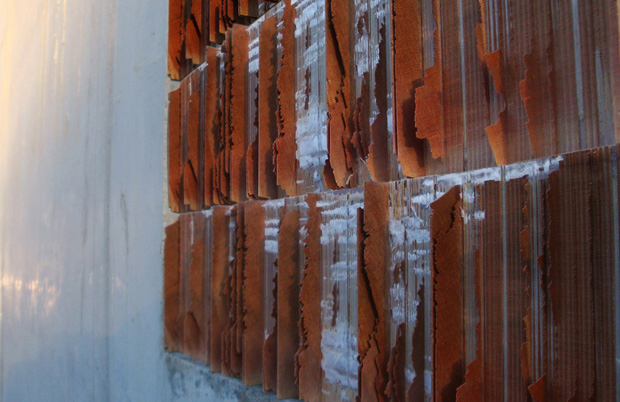 rewood semi-finished product wood metal fabric